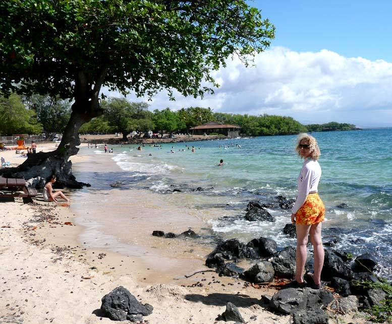 kona nude beaches
