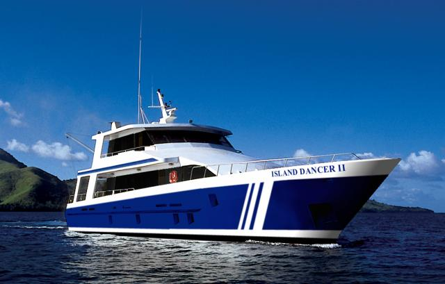 Okeanos Aggressor Best Cocos Island Liveaboard Galapagos Belize