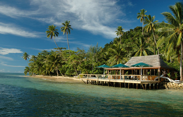 MATANGI ISLAND RESORT Fiji South Pacific Via US Dive Travel - Fiji vacations