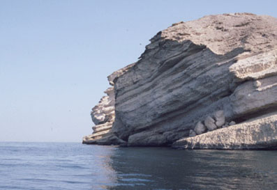 Oman diving trips -- classic desert dive vacations.