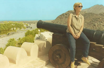 Ancient forts in Oman: fun, affordable, exotic side tours.