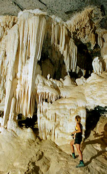 U.S. Dive Travel offers caving tours in Oman.