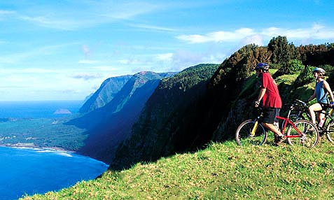 Bike Hawaii Tours Thrilling mountain bike tours